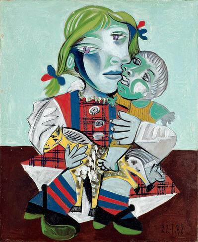 Pablo Picasso, 'Maya à la poupée et au cheval', 1938