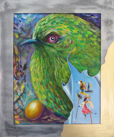 Eduardo Carriazo, 'Crane Dance', 2014