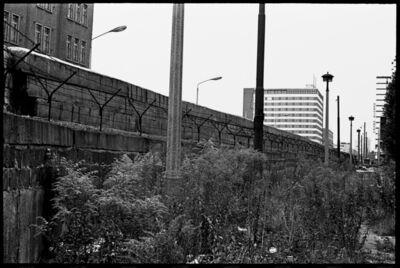Shinkichi Tajiri, 'Berlin Wall 1969-1972 (Selection)'