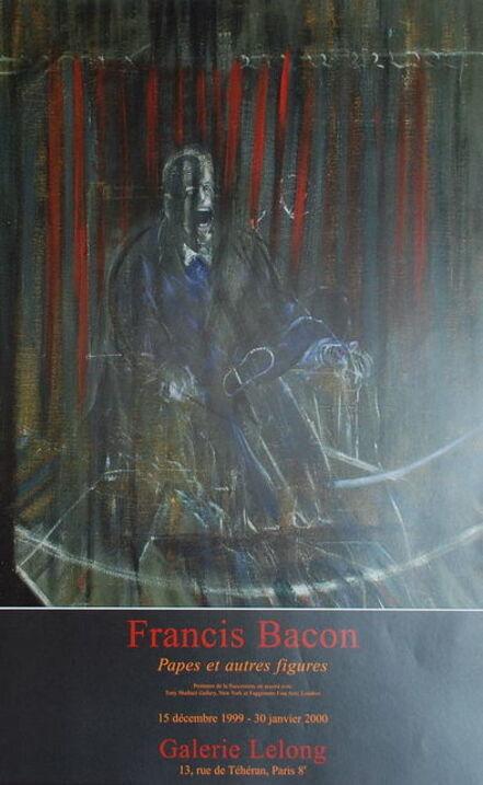 Francis Bacon, 'Papes et autres figures', 1999