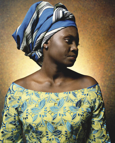Andres Serrano, 'Wunmi Fadipe, Sales Assistant at Investment Bank (America)', 2002