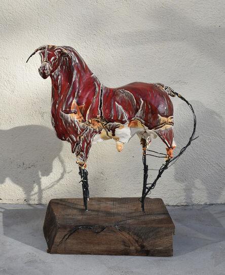 Carl Dahl, 'Red Bull', 2018