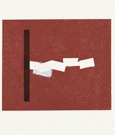 Richard Tuttle, 'Pig', 1990