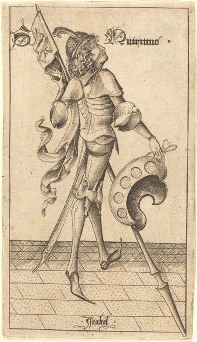 Israhel van Meckenem, 'Saint Quirinus of Neuss'