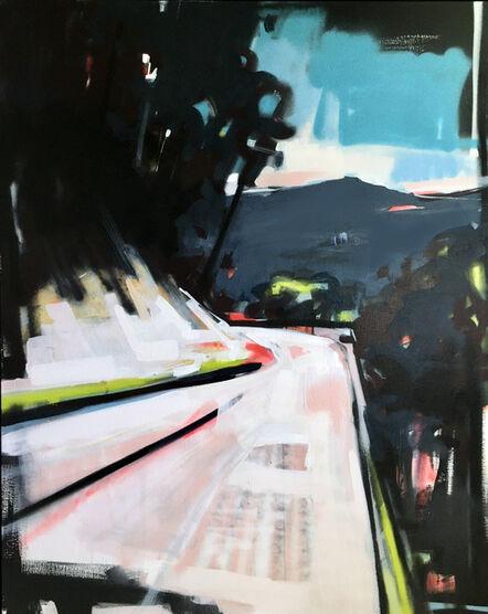 Anthony Garratt, 'Pass, cali', 2020