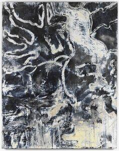 Bill Jensen, 'BLACK SORROW (I)', 2010-11