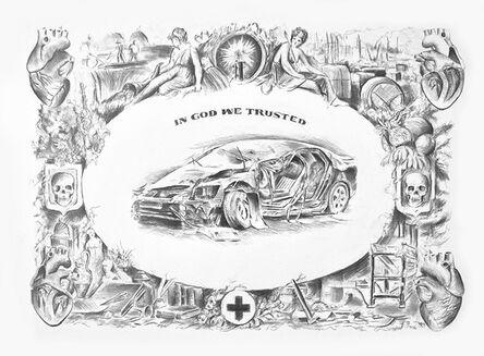 Filip Markiewicz, 'In God we trusted', 2011