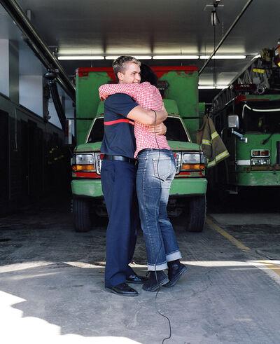 Alana Riley, 'The Firefighter', ca. 2010