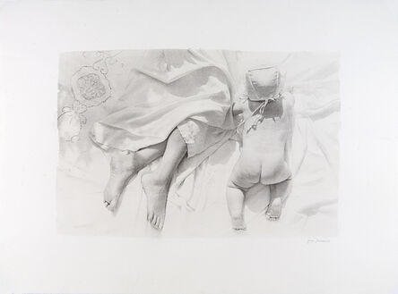 Joyce Tenneson, 'Mother and Child', 1974