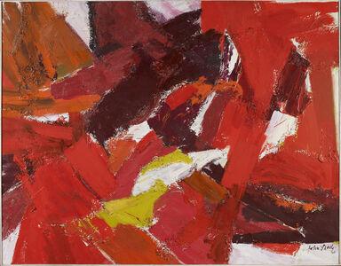 John Little, 'Tropic of Cancer II', 1960