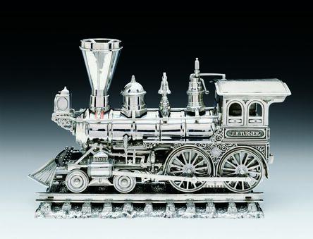 Jeff Koons, 'Jim Beam - J.B. Turner Engine', 1986