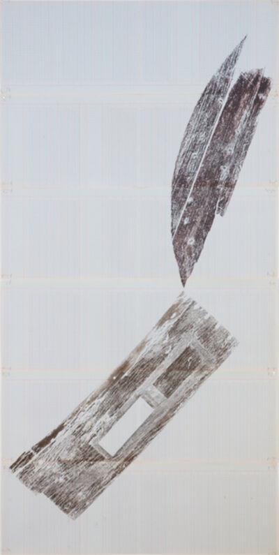Simryn Gill, 'Pressing In', 2016