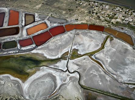 Edward Burtynsky, 'Artemia Salterns, Gulf of California, Sonora, Mexico', 2012