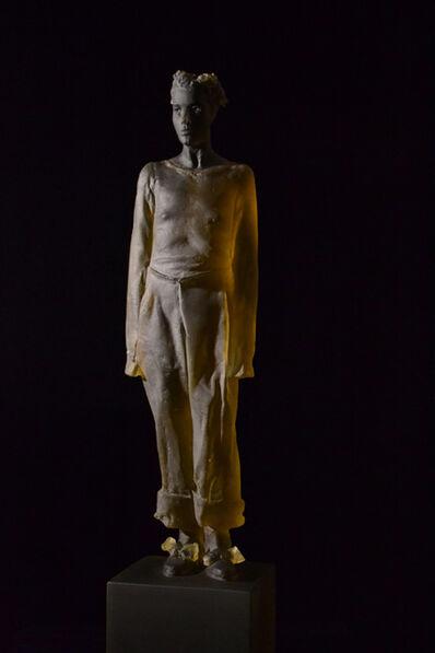 Nicolas Africano, 'Girl with long sleeves', 2014