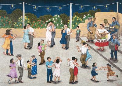 Carmen Lomas Garza, 'Baila', 2001
