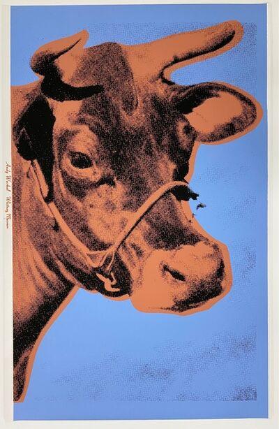 Andy Warhol, 'Cow (F&S II.11A)', 1971