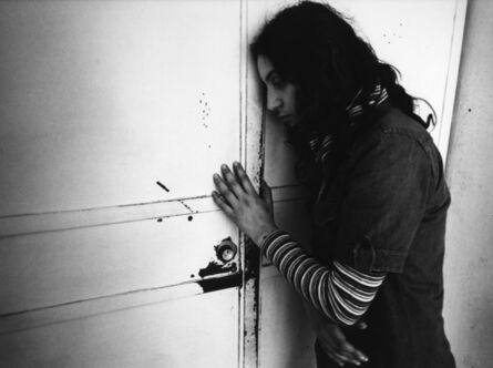 "Mimmo Jodice, 'Ospedale psichiatrico ""Leonardo Bianchi"", Napoli', 1974"