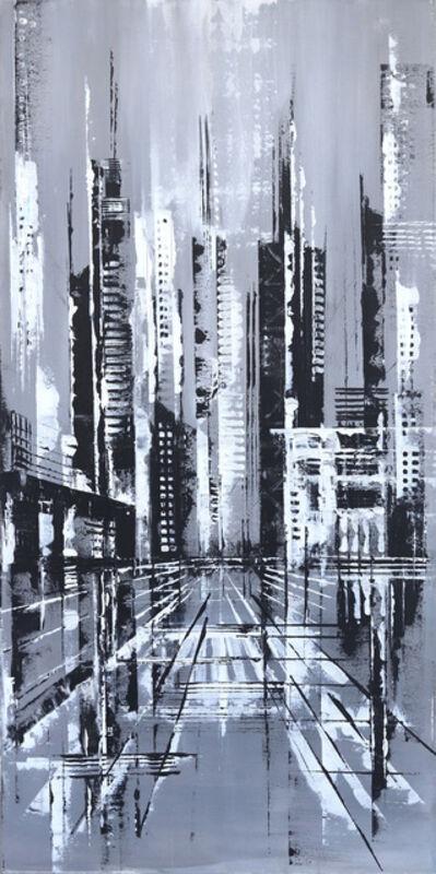 Ivana Milosevic, 'NY Black & White', 2020