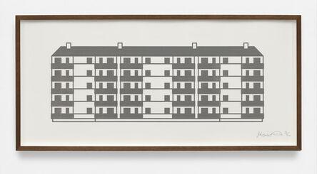 Julian Opie, 'Apartment 6', 2021