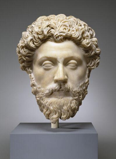'Portrait of the Emperor Marcus Aurelius', 161-180