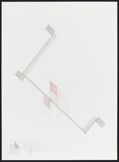 Richard Rezac, 'Study for 15-05', 2015