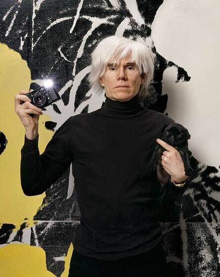 Gary Heery, 'Andy Warhol ', 1981