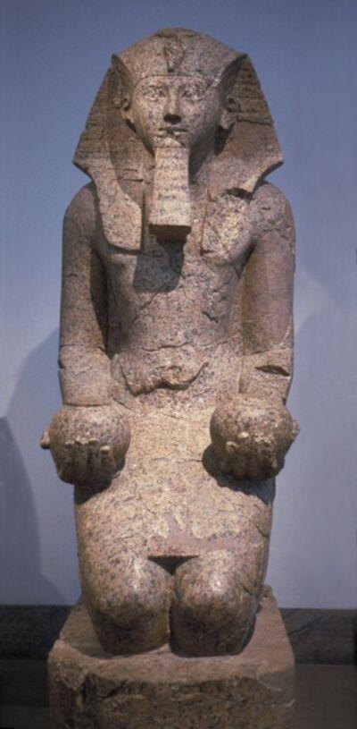 'Large Kneeling Statue of Hatshepsut', ca. 1473–1458 B.C.