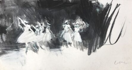 Marta Lafuente, 'Otras danzas, escena 1', 2017