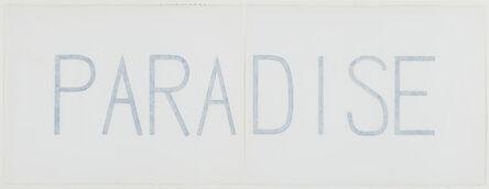 John Wilcox, 'Paradise', 1989