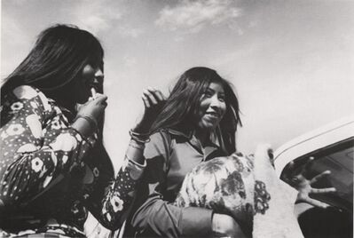 Graciela Iturbide, 'Untitled, From the series Seri Indians, Sonora', 1979