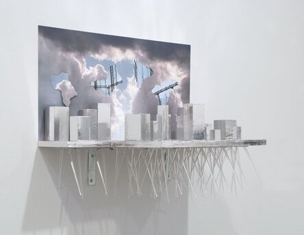 Diana Cooper, 'Silver City', 2012-2013