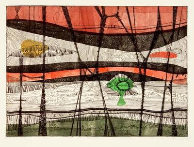 Gabor Peterdi, 'Spawning', 1952
