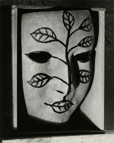 Man Ray, 'Masque peint (Painted Mask)', 1941