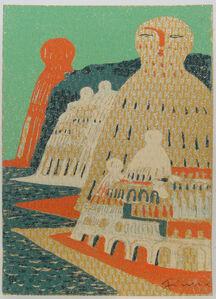 Salvatore Fiume, 'Stone Islands (Isole di Pietra)', 1970-1979