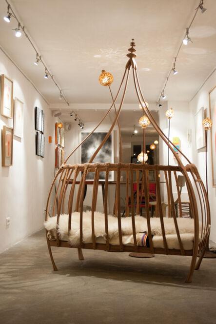 Nicolas Cesbron, 'Hazel bed', 2015