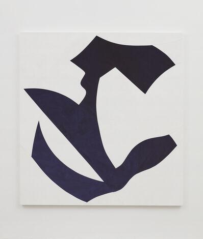 Sarah Crowner, 'Configuartion', 2017