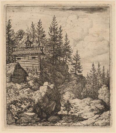 Allart van Everdingen, 'Chapel', probably c. 1645/1656