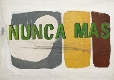 Gustavo Marrone, 'Nunca Más', 2008