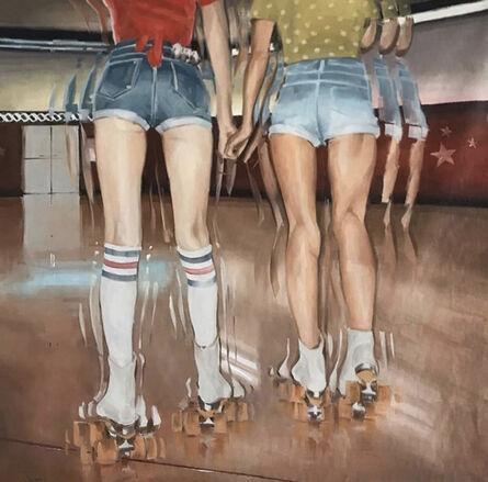 RU8ICON1, 'Roller Skates', 2020