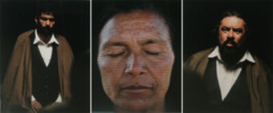 Shirin Neshat, 'Tooba series', 2001