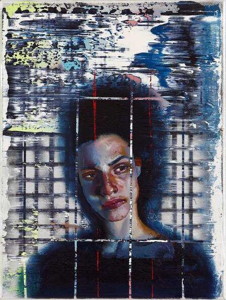 Rayk Goetze, 'Zustand (Portrait)', 2020