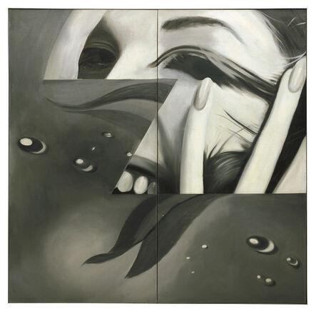 James Rosenquist, 'Zone', 1961