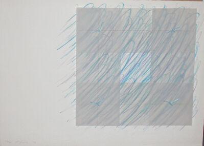 Richard Smith (1931-2016), 'Florentine II (blue)', 1973