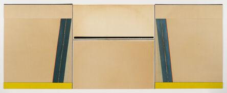 Chris Corales, 'Ravine Memoir, Fried Bookends', 2014
