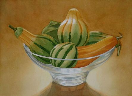 Lauren Sweeney, 'Striped Gourds', 2009