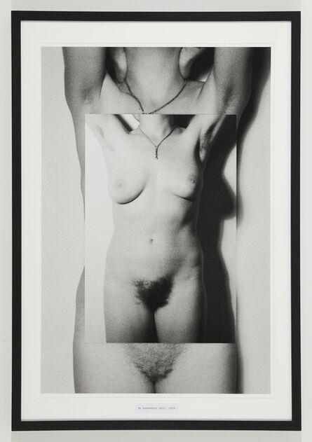 Martha Wilson, 'My Authentic Self', 1974/2011