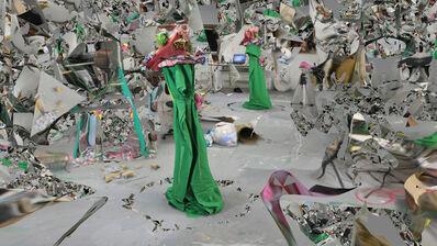 Takeshi Murata, 'Night Moves', 2012