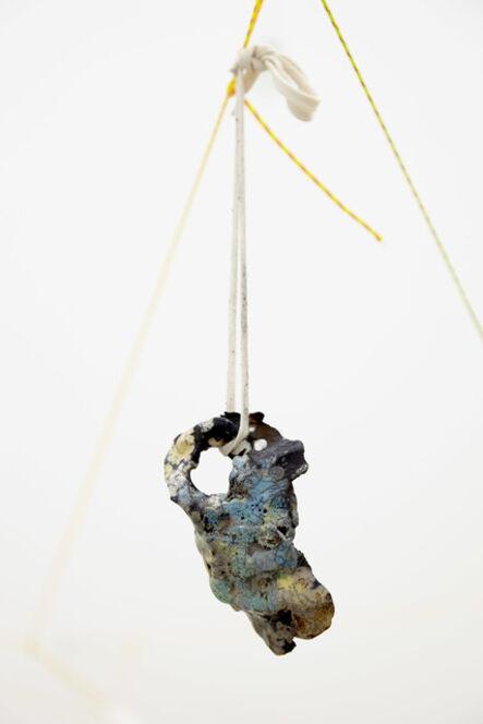 Reto Pulfer, 'Knochenwesen (Bone Beings)', 2015