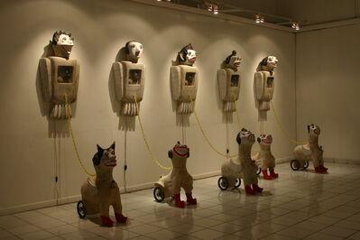 Heri Dono, 'Born and Freedom', 2004