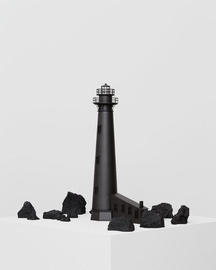 Jorge Méndez Blake, 'Black Lighthouse II / Faro negro II', 2016